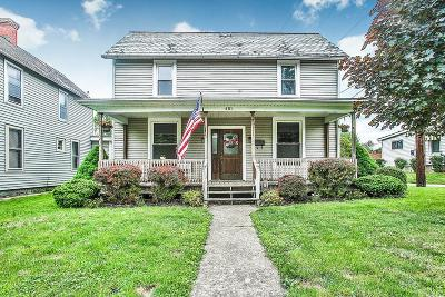 Circleville OH Single Family Home For Sale: $162,500