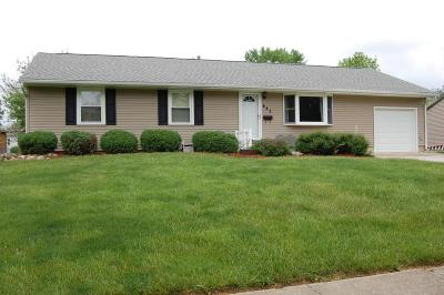Westerville Single Family Home For Sale: 682 Andrew Avenue