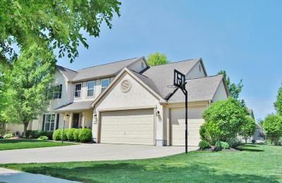 Hilliard Single Family Home Contingent Finance And Inspect: 3251 Vinton Park Place