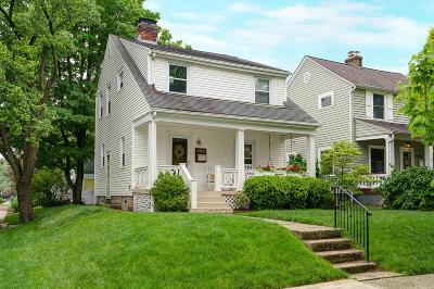 Grandview Heights Single Family Home Contingent Finance And Inspect: 1369 W 2nd Avenue