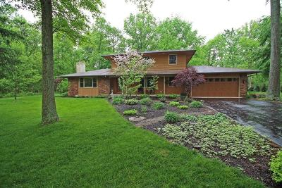 New Albany OH Single Family Home Contingent Finance And Inspect: $349,900