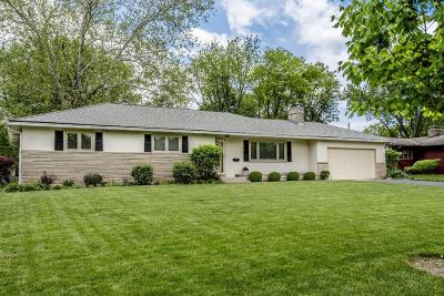 Columbus Single Family Home Contingent Finance And Inspect: 2170 Shoreham Road