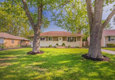 Upper Arlington Single Family Home Contingent Finance And Inspect: 2504 Shrewsbury Road