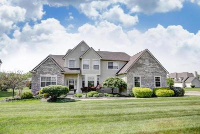 Pickerington Single Family Home Contingent Finance And Inspect: 9000 Winding Creek Way