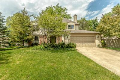 Gahanna Single Family Home Contingent Finance And Inspect: 1197 Venetian Way