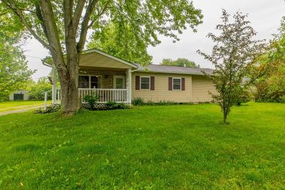 Grove City Single Family Home Contingent Finance And Inspect: 5341 Kirkwood Drive
