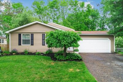Dublin OH Single Family Home Sold: $232,000