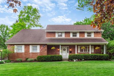 Upper Arlington Single Family Home Sold: 1501 Ardwick Road