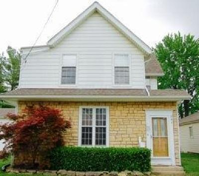 Plain City Single Family Home For Sale: 241 E Main Street