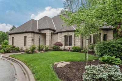 Columbus Single Family Home For Sale: 4270 Llanfair Court