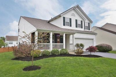 Delaware Single Family Home For Sale: 260 Indigo Blue Street