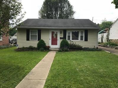 Lancaster Single Family Home Contingent Finance And Inspect: 907 Madison Avenue