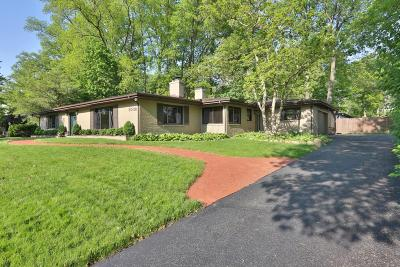 Upper Arlington Single Family Home Contingent Finance And Inspect: 3038 S Dorchester Road