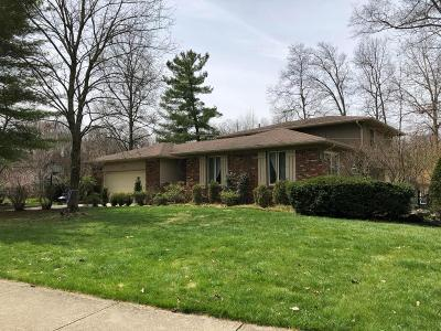 Westerville Single Family Home For Sale: 1217 Autumn Creek Circle