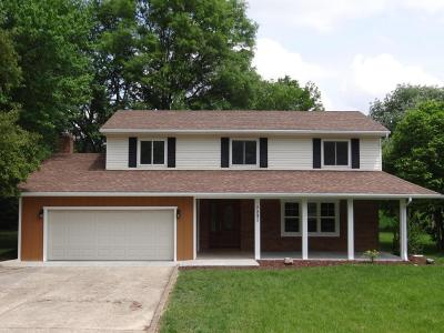 Westerville Single Family Home For Sale: 7231 Jacquelin Court