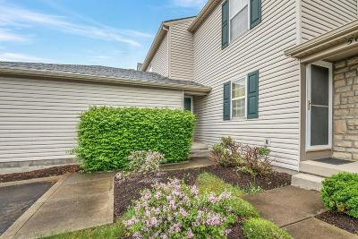 Hilliard Condo Contingent Finance And Inspect: 5682 Snow Drive #126E