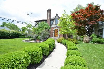 Columbus Single Family Home Contingent Finance And Inspect: 1021 Montrose Avenue
