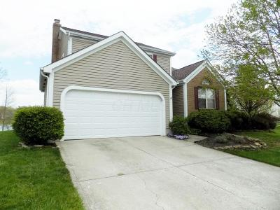 Delaware County, Franklin County, Union County Single Family Home Contingent Finance And Inspect: 488 Springwood Lake Drive