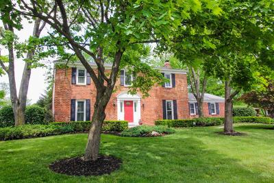 Columbus Single Family Home Contingent Finance And Inspect: 848 Clubview Boulevard S