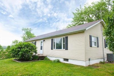 Lancaster Single Family Home Contingent Finance And Inspect: 4150 Brook Road NW