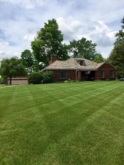 Newark Single Family Home For Sale: 195 N 21st Street