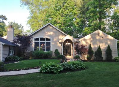 Delaware Single Family Home For Sale: 7093 S Section Line Road