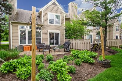 Hilliard Condo Contingent Finance And Inspect: 3350 Eastwoodlands Trail #3350