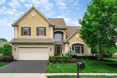 Dublin Single Family Home Contingent Finance And Inspect: 6602 Strathern Court
