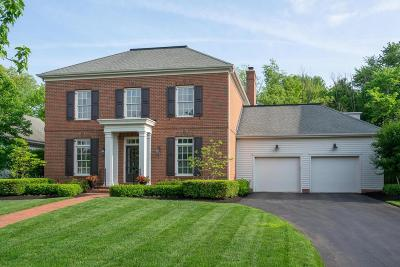 New Albany OH Single Family Home Contingent Finance And Inspect: $694,500