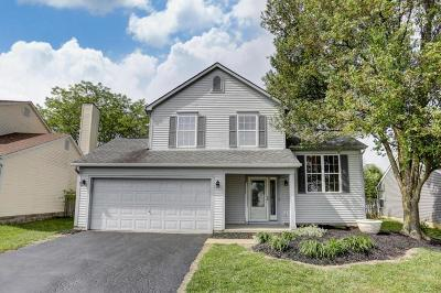 Pickerington Single Family Home Contingent Finance And Inspect: 3011 Old Warson Drive