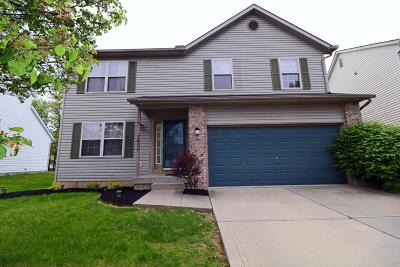 Blacklick Single Family Home Contingent Finance And Inspect: 7825 Fairfax Loop Drive