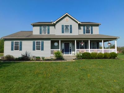 Union County Single Family Home Contingent Finance And Inspect: 14357 Smart Cole Road