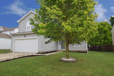 Canal Winchester Single Family Home For Sale: 5830 Canal Bridge Drive