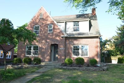 Grandview Heights Single Family Home For Sale: 1199 W 1st Avenue