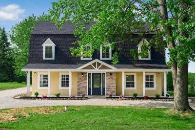 Galloway Single Family Home Contingent Finance And Inspect: 6275 Bausch Road