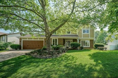 Westerville Single Family Home For Sale: 1194 Chatham Ridge Road