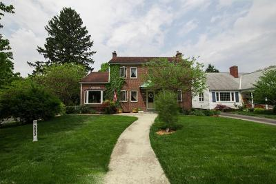 Worthington Single Family Home Contingent Finance And Inspect: 5833 Westchester Court