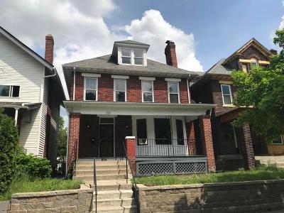 Single Family Home For Sale: 864 S Ohio Avenue