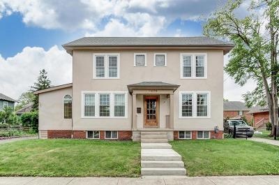 Grandview Heights Single Family Home For Sale: 1575 W 1st Avenue