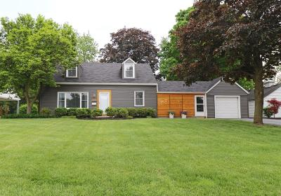 Upper Arlington Single Family Home Contingent Finance And Inspect: 2620 Chester Road