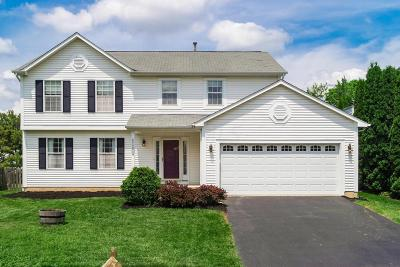 Hilliard Single Family Home For Sale: 6248 Pinefield Drive