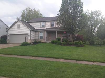 Canal Winchester Single Family Home For Sale: 8225 Woodstream Drive