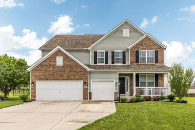 Pickerington Single Family Home Contingent Finance And Inspect: 512 Banbridge Court