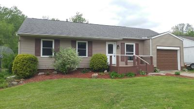 Johnstown Single Family Home Contingent Finance And Inspect: 55 Westview Drive