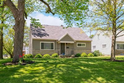 Upper Arlington Single Family Home Contingent Finance And Inspect: 2065 N Star Road