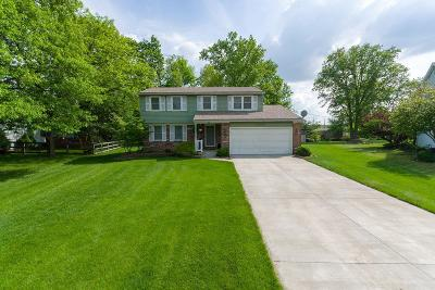 Delaware Single Family Home For Sale: 22 Yorkshire Road