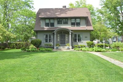 Columbus Single Family Home For Sale: 2854 Powell Avenue