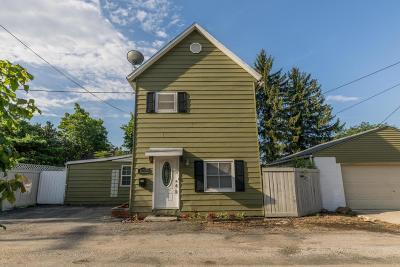 Single Family Home For Sale: 513 E Frankfort Street