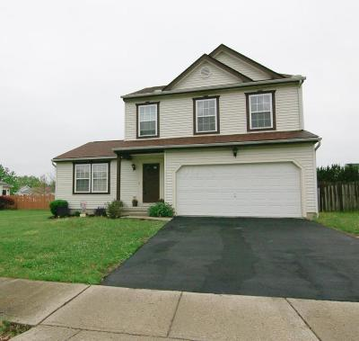 Marysville Single Family Home Contingent Finance And Inspect: 1535 Patricia Drive
