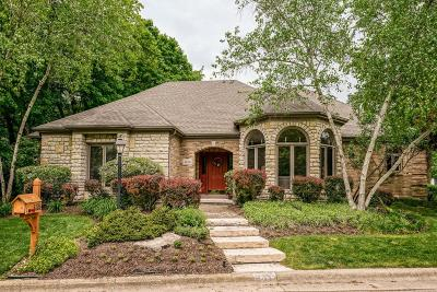 Columbus Single Family Home For Sale: 3126 Melbury Drive